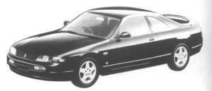Nissan Skyline 2 DOORS COUPE GTS 25t TYPE M 1994 г.