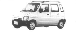 Suzuki Wagon R RG-4 1994 г.