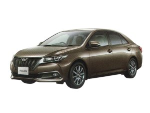 Toyota Allion A20 G-Plus Package 2018 г.