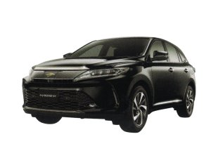 Toyota Harrier PROGRESS Metal and Leather Package (Turbo, 2WD) 2018 г.