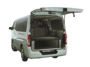 Nissan NV350 Caravan Transporter 2018 г.
