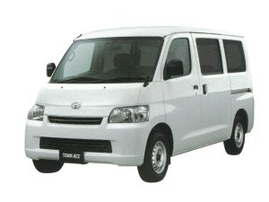 Toyota Town Ace Van GL (2WD - 4AT) 2018 г.