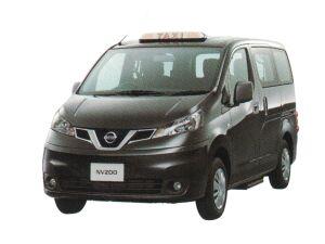Nissan NV200 Taxi Universal Design 2018 г.