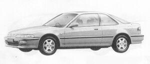 Honda Integra 3DOOR COUPE XSi 1991 г.