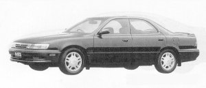 Toyota Vista HARD TOP 2000GT 1991 г.