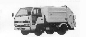 Isuzu Elf GARBAGE TRUCK 1991 г.