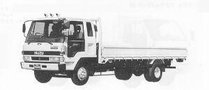 Isuzu Forward 210PS INTERCOOLER TURBO 5.5T 1991 г.
