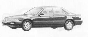 Honda Integra 4DOOR HARD TOP XSi 1991 г.