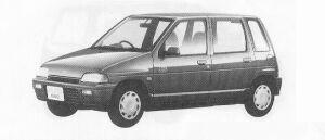 Suzuki Alto 5DOOR 1991 г.