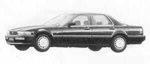 Honda Accord Inspire AZ-i 1991 г.
