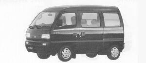 Suzuki Every CZ SUPER SOUND 1991 г.
