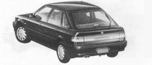 Honda Concerto 5DOOR JG 1991 г.