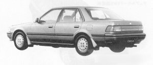 Toyota Corona SEDAN 1.8EX SALOON 1991 г.