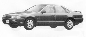 Nissan Cefiro TOURING SV 1991 г.