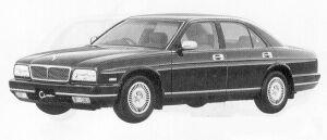 Nissan Cima TYPE I 1991 г.