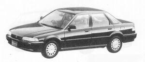 Honda Concerto 4DOOR EXCLUSIVE 1991 г.