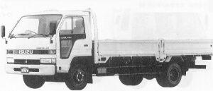 Isuzu Elf WIDE CAB 3T HIGH FLOOR, SUPER LONG BODY 1991 г.