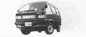 Toyota Liteace VAN 4WD 5DOOR HIGH ROOF DX 1991 г.