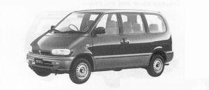 Nissan Vanette SERENA 2WD FX GASOLINE 2000 1991 г.