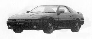 Toyota Supra 2.5GT TWIN TURBO R 1991 г.