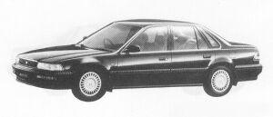 Honda Ascot 2.0Si 1991 г.