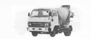 Toyota Toyoace TANK LORRY 4WD 3000L 1991 г.