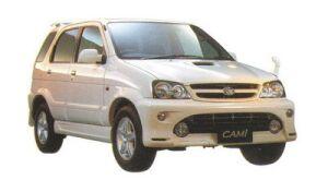 "Toyota Cami 4WD Q ""Turbo Aero Version"" 2005 г."