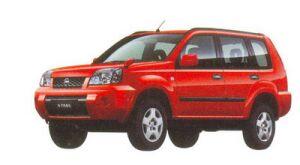 Nissan X-Trail Stt (4WD) 2005 г.
