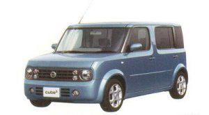 Nissan Cube CUBE3 15M <XTRONIC CVT> 2005 г.