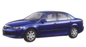 Mazda Atenza Sedan 20 C 2005 г.