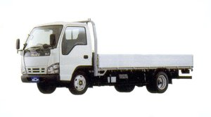 Isuzu Elf Smoother-E, Flat Low, Long  Body 2005 г.