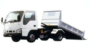 Nissan Atlas 20 Safely Loader Dump 2005 г.