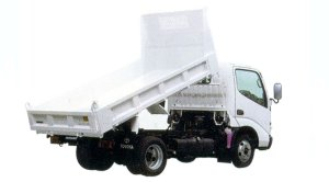 Toyota Toyoace Dump Standard Cab, Full Just Low, 2-0ton 2005 г.