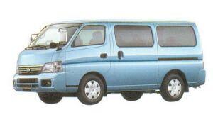 Nissan Caravan SILKROAD GX 2005 г.