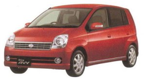 Daihatsu Mira AVY X 2WD 2005 г.