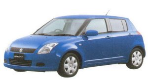 Suzuki Swift 1.3 XS 2005 г.