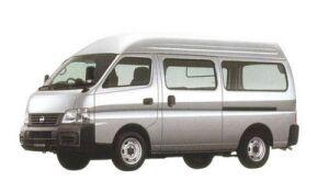 Nissan Caravan 2WD, Super Longbody, DX (High Roof, Low Floor, 3/6/9-seater, 4 Door, Gasoline) 2005 г.