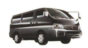Nissan Caravan 2WD, Longbody, DX (Standard Roof, Low Floor, 3/6-seater, 4 Door, Diesel Turbo) 2005 г.