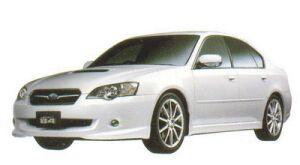 Subaru Legacy B4  2.0GT spec.B 2005 г.