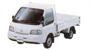 Nissan Vanette Truck 2WD, Super Low, Double Tire, Standard Body, GL 1800 Gasoline 2005 г.