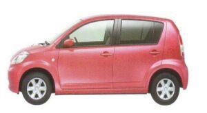 Toyota Passo X 2WD 2005 г.