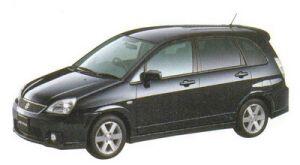 Suzuki Aerio 1.8 2005 г.