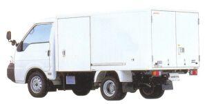 Nissan Vanette Truck Color Aluminum Freezing Car, Longbody 2005 г.