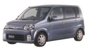 Daihatsu Move CUSTOM VS 2WD 2005 г.