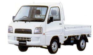 Subaru Sambar TRUCK TC 2005 г.