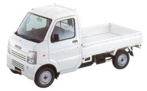 Suzuki Carry KC 2005 г.
