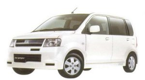 Mitsubishi EK Sport X 2005 г.