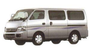 Nissan Caravan 2WD, Longbody, GX (Standard Roof, Low Floor, 2/5-seater, 5 Door, Diesel Turbo) 2005 г.