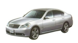 Nissan Fuga 450 GT Sports Package 2005 г.