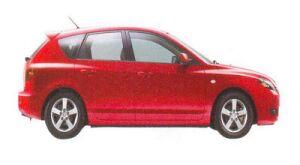 Mazda Axela Sport 20 C 2005 г.